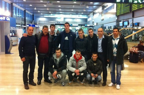 Hrvatska boksačka reprezentacija otišla u Francusku