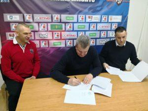Sportska Hrvatska WSB: Potpisan ugovor sa Pula sportom