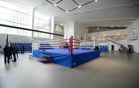 Sportska Hrvatska Otvoren Zagrebacki boksacki centar