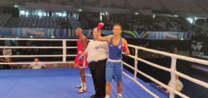 Hrvatski boksački savez: Noa Ježek upisao pobjedu protiv boksača iz Ugande