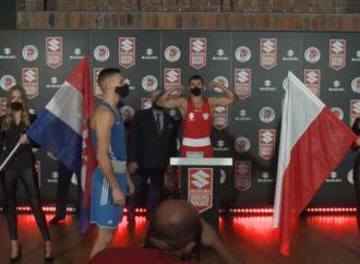(VIDEO) Hrvatski boksači odradili vaganje pred susret s Poljskom