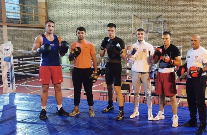 Osmorica hrvatskih boksača na europskom prvenstvu za mlađe seniore
