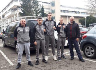 Boksačka reprezentacija otputovala na mlađeseniorsko prvenstvo u Crnu Goru