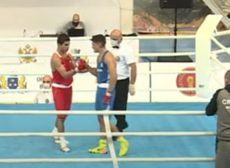 (VIDEO) Ahmetović poražen u četvrtfinalu europskog prvenstva