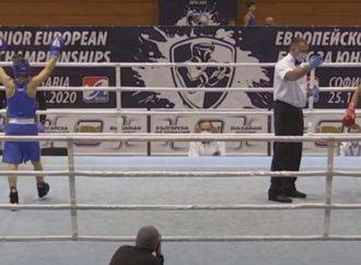 (VIDEO) Letinić osigurao medalju na europskom juniorskom prvenstvu