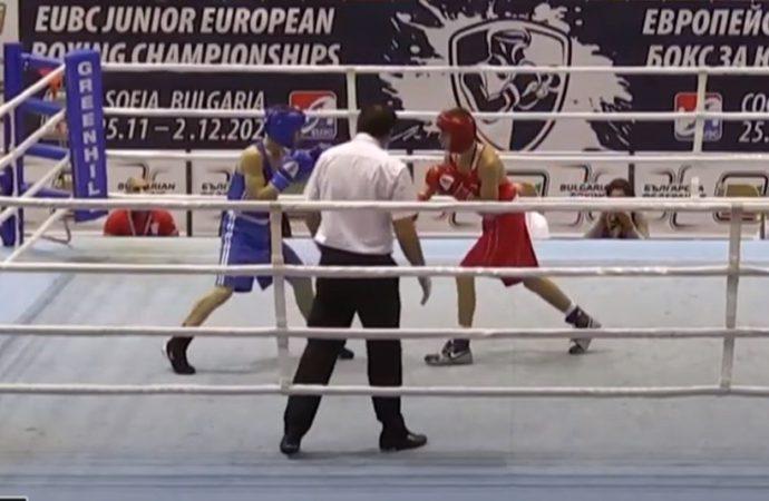 (VIDEO) Tomislav Letinić brončani na europskom juniorskom prvenstvu
