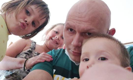 Pomozimo Ivanu: Rak je metastazirao, a djeci želi osigurati krov nad glavom