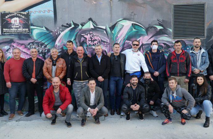 HBS na Gripama darivao klubove iz Splita i okolice
