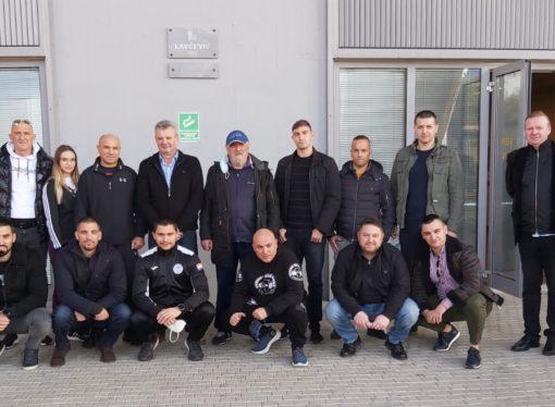 HBS na Višnjiku darivao klubove – oko 200 tisuća kuna uloženo u nabavku opreme za sve članice