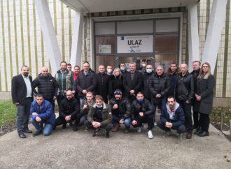 HBS podijelio opremu klubovima iz Zagreba i okolice