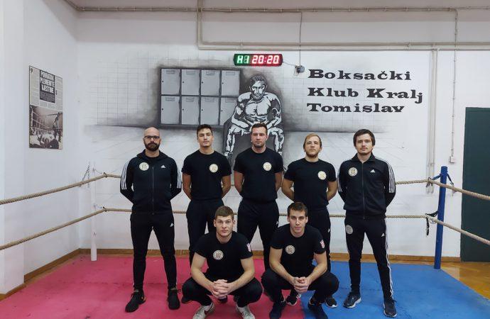 BK Kralj Tomislav pobjednik 1. HBL