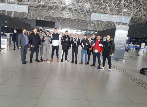 Mlađi seniori otišli u Ukrajinu
