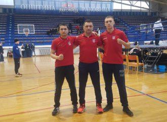 Hrvatska na turniru u Srbiji