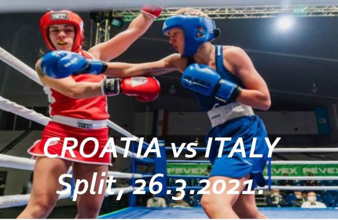 VIDEO Cijeli meč iz Splita Hrvatska – Italija i veliki trijumf 12-4 na Gripama