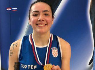 Zlatna Sara Kos: U ring ulazim s mišlju da ću dati maksimum i uživati u boksu