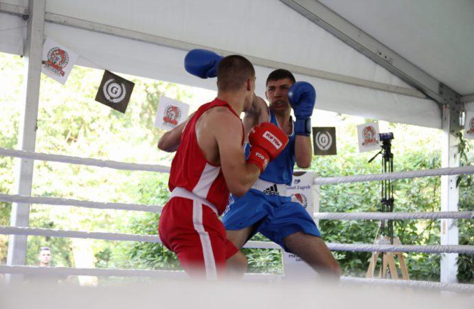 BOKS NA OTVORENOM Četvrto kolo HBL-a u subotu 11. IX. ponovo na Jarunu, a ove subote 4. rujna BK Gladijator poziva na javne sparinge