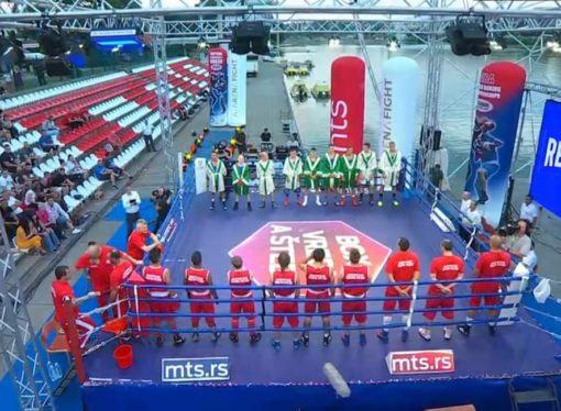 ODGODA MEČA MARIBOR – VITEZOVI ZAGREB Hrvatski i slovenski boksački savez odgodili meč 3. kola Regionalne lige