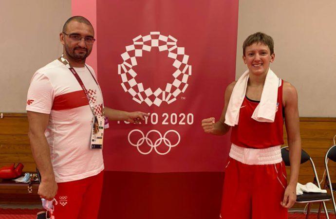 """NIKOLINA ĆAĆIĆ Nakon velike olimpijske pobjede: """"Kad sam čiste glave, boksam najbolje"""""""