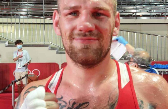 LUKA PLANTIĆ NAKON PRVE OLIMPIJSKE POBJEDE! Nije to bio moj boks, bit ću puno bolji protiv Meksikanca!