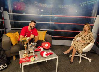 EMISIJA HRVATSKI BOKS VRAĆA SE NA SPTV Deseta emisija Hrvatski boks u srijedu, 22. rujna u 17.30 sati na Sportskoj televiziji