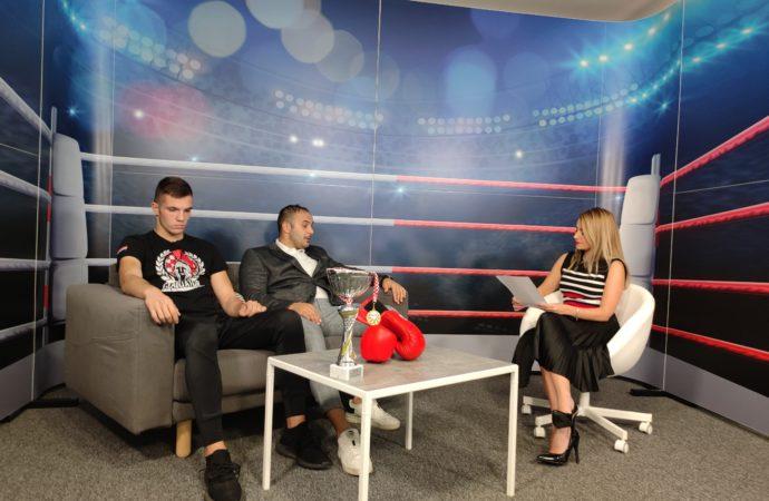 """NOVA EMISIJA """"HRVATSKI BOKS"""" U srijedu, 6. X. u 17.30 sati pogledajte 11. emisiju """"Hrvatskog boksa"""" na Sportskoj televiziji SPTV-u"""