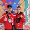 USPJEH ZA PONOS NA EP-u U BUDVI Trojica mladih Hrvata u četvrtfinalu, u paklenom meču protiv Turčina borbu za medalju izborio i Deni Alagić!